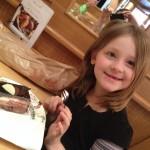 un trio de chocolat pour Maëlys